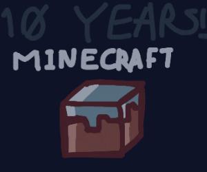 Happy 10 Year Anniversary, Minecraft!