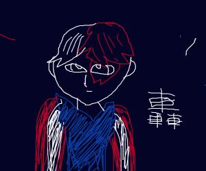 Todoroki from BNHA