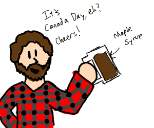 Happy Canada Day!!!