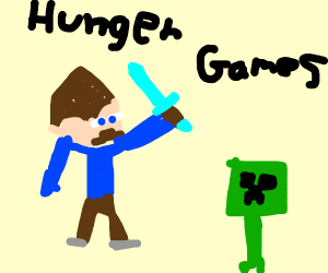 Minecraft Battle Royle