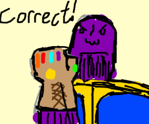 Thanos did nothing wrong.