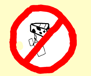 please do not burn the cheese
