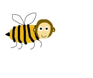 Monkey Bee