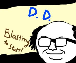 Danny Devito joins the battle