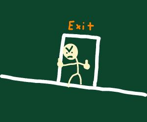 How To Run Away