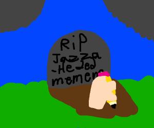dead meme jazza