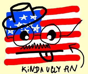 USA lookin kinda ugly rn