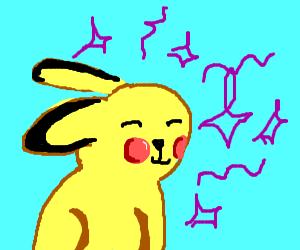 Pikachu Magic
