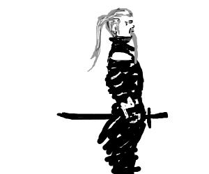 Old Samurai