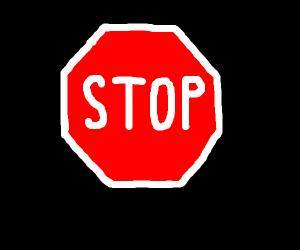 stop ...