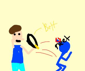 Man boutta beat 'NEET'