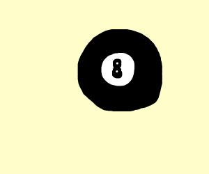 8 ball (billiards)
