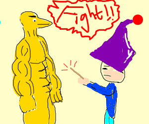 Duck vs Witch
