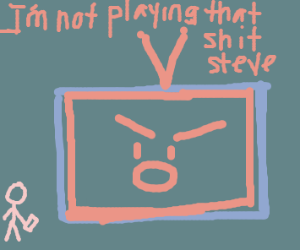 angry tv