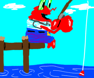 crab fishing