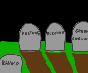 Me and the boys graveyard
