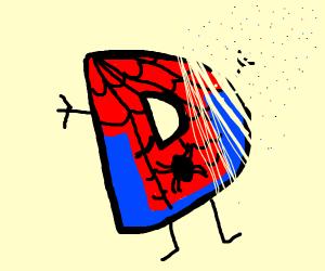 drawception spider man turning to dust