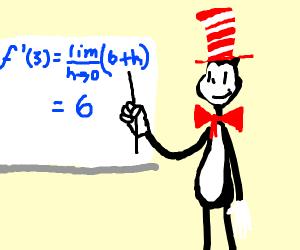 Cat in the hat teaching math