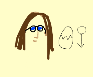John Lennon is the EGGMAN
