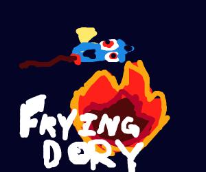 Frying Dory