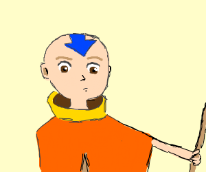 Aang, the avatar