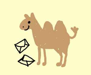 Mail Camel