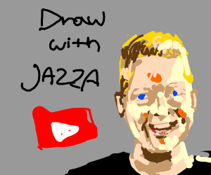 an aussie youtuber who took over drawception