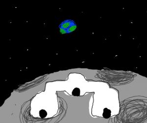 Moon settlement