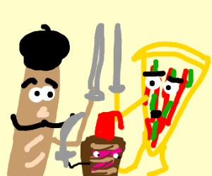 Culinery war