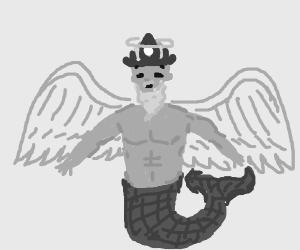 angel merman