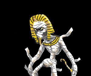 egyptian mummy king