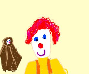 Chair Clown