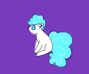 freaking cute vulpix