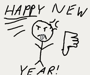 ANGRY New Years!