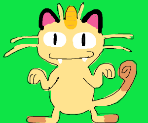 Meowth! Dat's right!