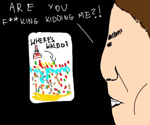 Wheres Waldo? Page