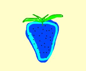 blue+strawberry=???