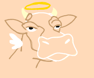 Cows go to heaven