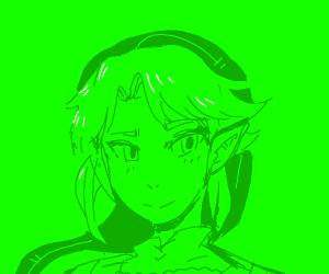 Link form zelda