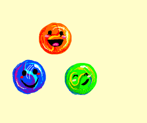 Living Marbles