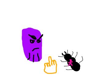 thanos hates antman