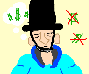 Poor Lincoln