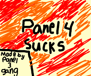 I think the bigger problem is panel4, 3