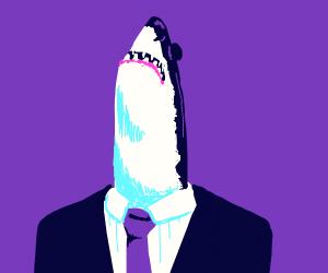 Half shark half human