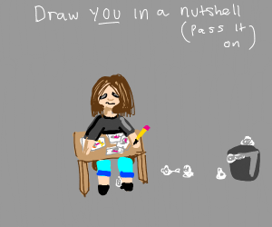 Draw you in a nutshell (PIO)