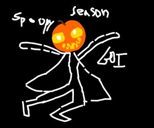 It's spooky season boiiis
