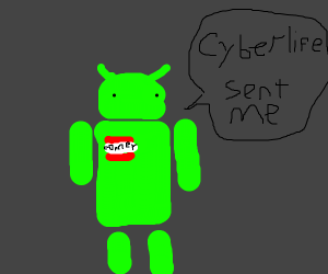 Hi I'm Conner the android sent by cyberlife
