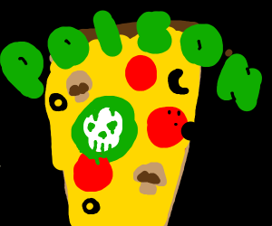 Poisonous pizza