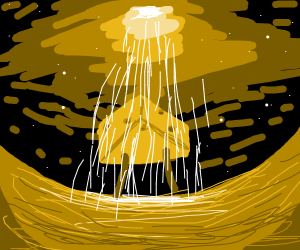 Cheese ascends to space
