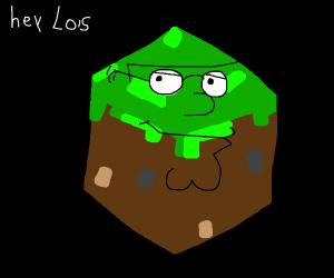 hey lois im a minecraft block nyeheheheheh